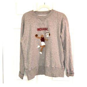 Vintage INDIANA Hoosiers crewneck sweatshirt